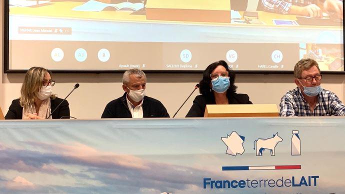 La FNPL a présenté le 30 septembre ses propositions pour la future Pac. (©TNC)