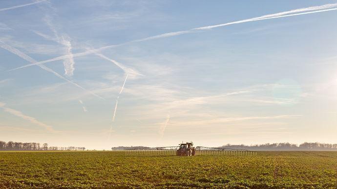 Jean-Luc Fugit a souhaité quele crédit d'impôt voté début décembre pour encourager les agriculteurs à sortir du glyphosatesoit «élargi» aux exploitations de polyculture-élevage.(©Nadège Petit @agrizoom/Banque d'images FranceAgriTwittos)
