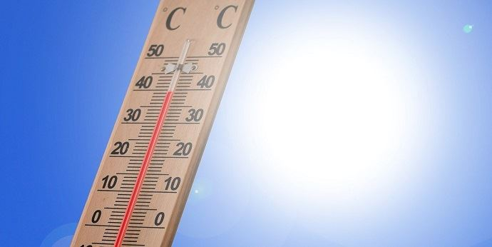 Une chose est sûre: 2020 sera sur le podium des années les plus chaudes depuis 1900. (©Pixabay)