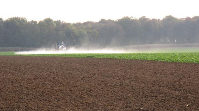 Les demandes d'aide pour les agroéquipements limitant l'utilisation d'intrants ou favorisant la résilience des exploitations au changement climatique sont ouvertes depuis le 4 janvier. (©TNC)