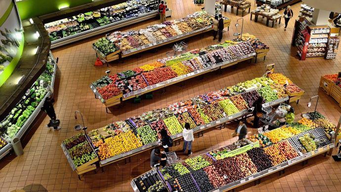 Une adresse mail sera mise en service pour signaler des prix alimentaires anormalement bas. (©Pixabay)