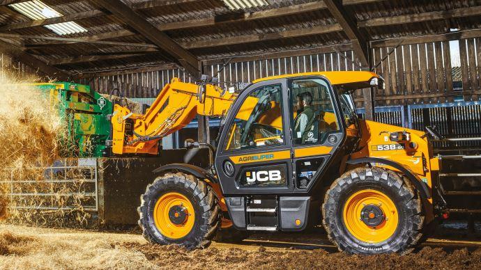 JCB fait évoluer son réseau de distribution pour renforcer la présence des concessionnaires existants et déjà performants. (©JCB Agri)