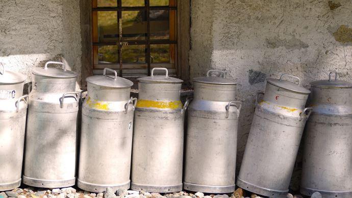 Julien Denormandie veut voir mentionner l'origine du lait sur les étiquettes (©Pixabay)