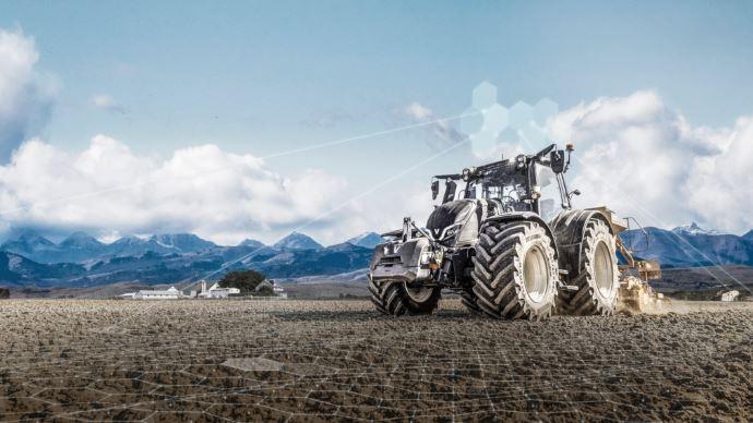 Valtra lance la cinquième génération des ses tracteurs série N etT.série Nµ etT de 5e génération (©Valtra)