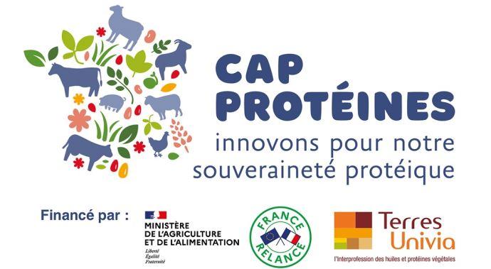 Le programme Cap Protéines vise à booster l'autonomie protéique de la France. (©Cap Protéines)