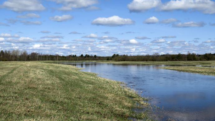 Les valeurs prévues de précipitations cumulées en 24h s'approcheraient des quantités mensuelles d'un mois de mai.» (©Pixabay)