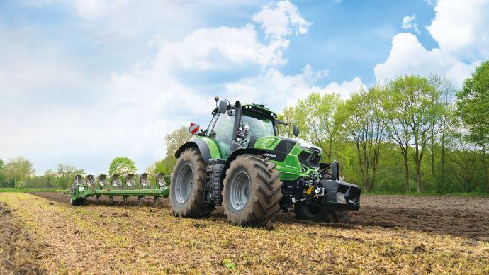 La nouvelle génération de tracteurs de la série 7 accélère pour prendre une longueur d'avance dans le segment des engins haut de gamme. (©SDF)