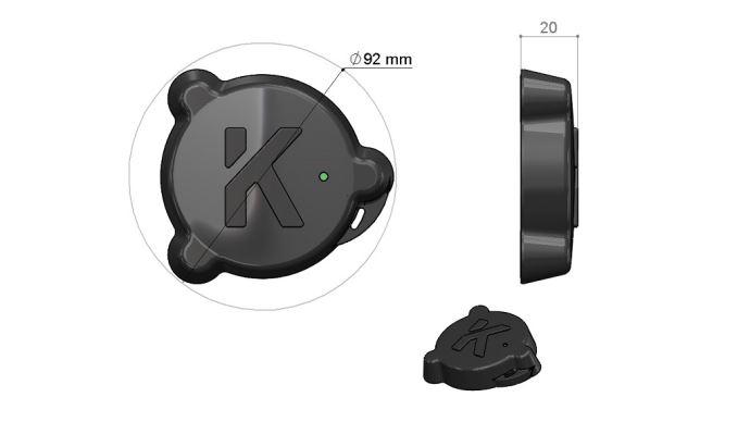 Kemtag a fait évolué son compteur universel Ogo avec davantage de fonctionnalités. (©Kemtag)