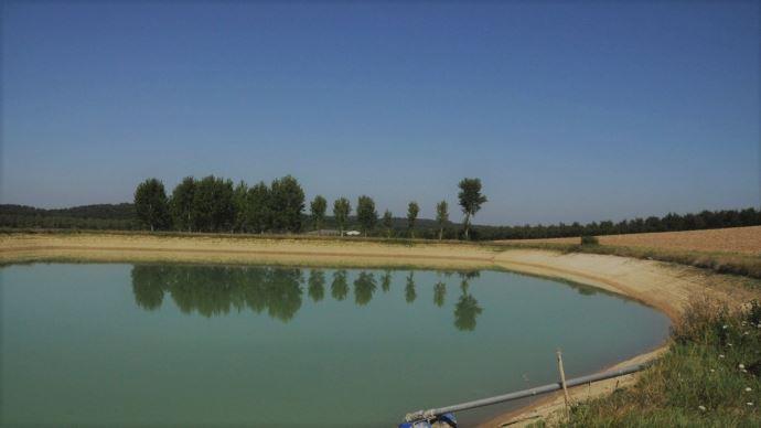 Le chantier 2 du Varenne de l'eau a lancé ses travaux le 9 juillet. (©TNC)