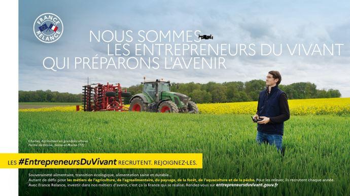 Le ministère de l'agriculture a initié en juillet une vaste campagne de promotion de l'enseignement agricole, baptisée