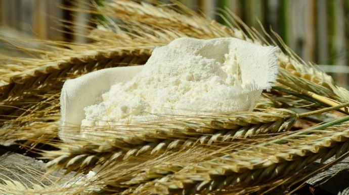 En 2020, la meunerie française a utilisé 4,9 Mt de blé et commercialisé 3,8 Mt de farine (©Pixabay)