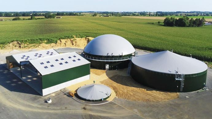 L'objectif de PlanET: proposer des unités de méthanisation à la ferme en autonomie totale (ou en commun avec un voisin). (©PlanET)