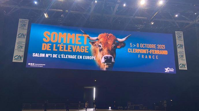 Le Sommet de l'élevage se tient cette année du 5 au 8 octobre. (©Sommet de l'élevage)